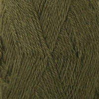 Пряжа Drops Alpaca Uni Colour 7895 Dark Green, 50г