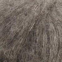 Пряжа Drops Brushed Alpaca Silk Uni Colour 03 Grey, 25г