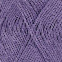 Пряжа Drops Cotton Light Uni Colour 13 Violet, 50г