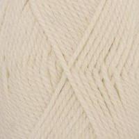 Пряжа Drops Nepal Uni Colour 0100 Off White, 50г