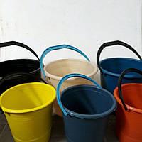 Ведро пластмассовое 10 литров