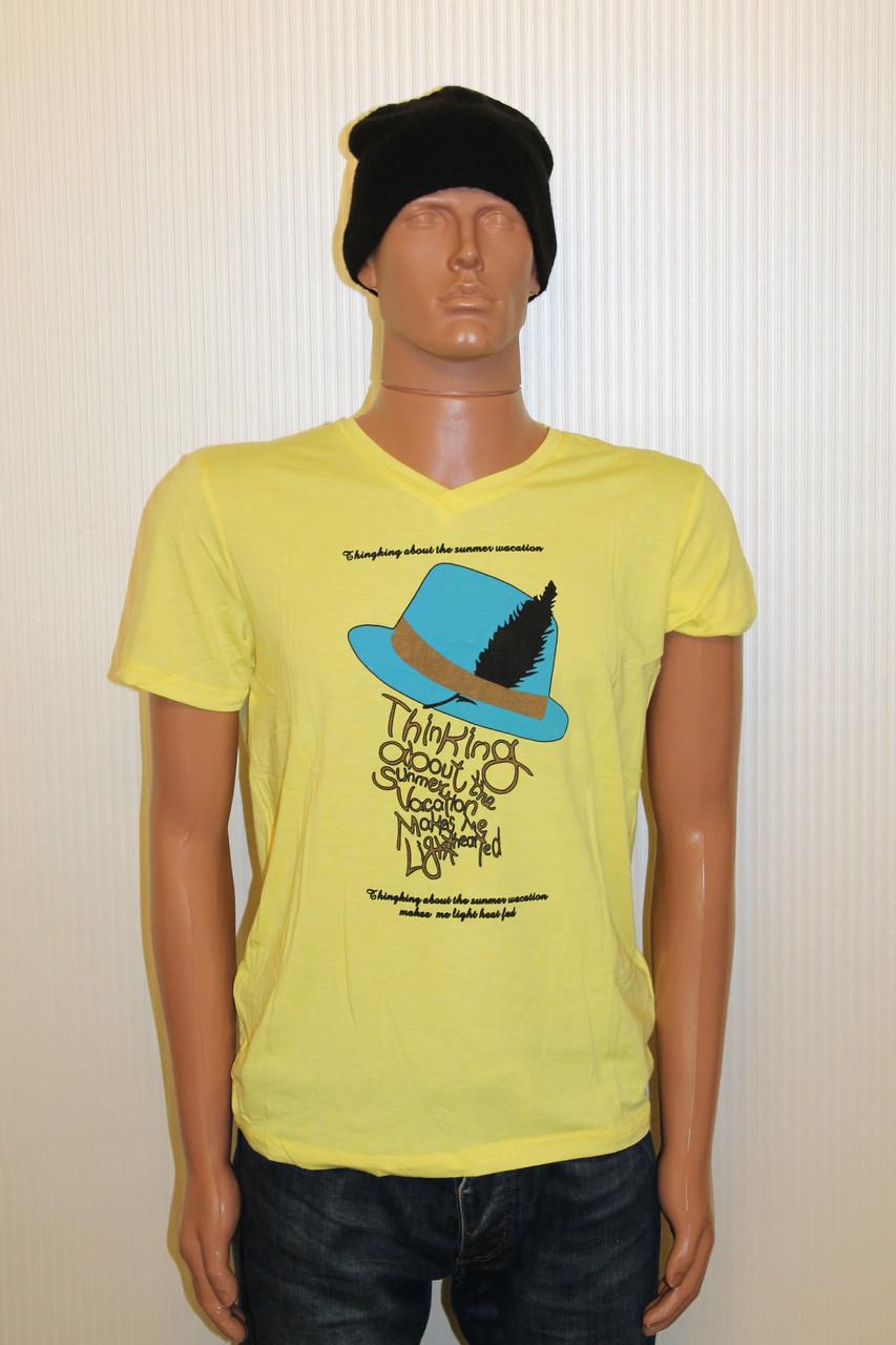 Мужская футболка T-Shirt THINKING ABOUT...