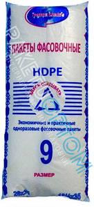 """Полиэтиленовые пакеты для пищевых продуктов """"Традиции качества"""" 450 шт"""