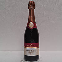 Вино игристое Fiorelli Fragolino Rosso 0.75L (оригинальная Италия)