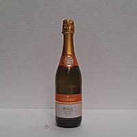 Вино игристое Fiorelli Fragolino Peach 0.75L (оригинальная Италия)