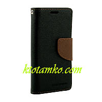 Чехол Book Cover Goospery Meizu M2 Note Black
