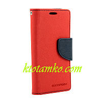 Чехол Book Cover Goospery Meizu M2 Note Red