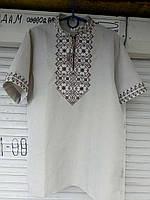 Сорочка вишита чоловіча з національним орнаментом