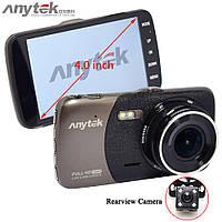 Видеорегистратор ANYTEK B50H на 2 Камеры! Оригинал!, фото 1