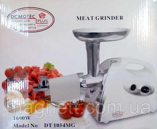 Электрическая мясорубка Domotec DT-1054 MG
