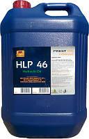 Масло гідравлічне PREST OIL HLP-46 20л