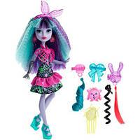 Кукла Монстер Хай Твайла Под напряжением Monster High Electrified Monstrous Hair Ghouls Twyla