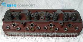 Головка блока цилиндров Д-65, ЮМЗ Д65-1003012 СБ