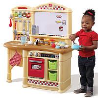 Детская кухня-кондитерская - Step 2 - США - оснащена различными приборами и элементами