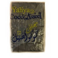 Кокосовый уголь YAHYA COCO ASSEEL 72 кубика