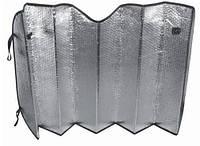 Шторка солнцезащитная двухстороняя на лобовое стекло