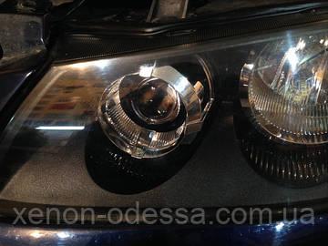 НАШИ РАБОТЫ: Замена линз в Nissan Almera N16