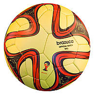 Футбольный мяч Brazuca NEW!