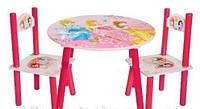 Набор детской мебели J002-288 (детский столик и стульчики), дерево. КИЕВ, фото 1