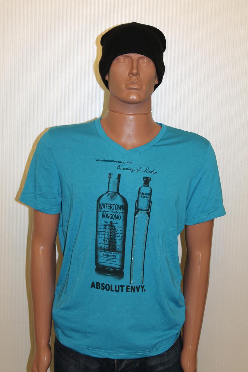 Мужская футболка T-Shirt ABSOLUT ENVY