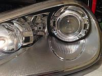 НАШИ РАБОТЫ: Замена линз в Porsche Cayenne