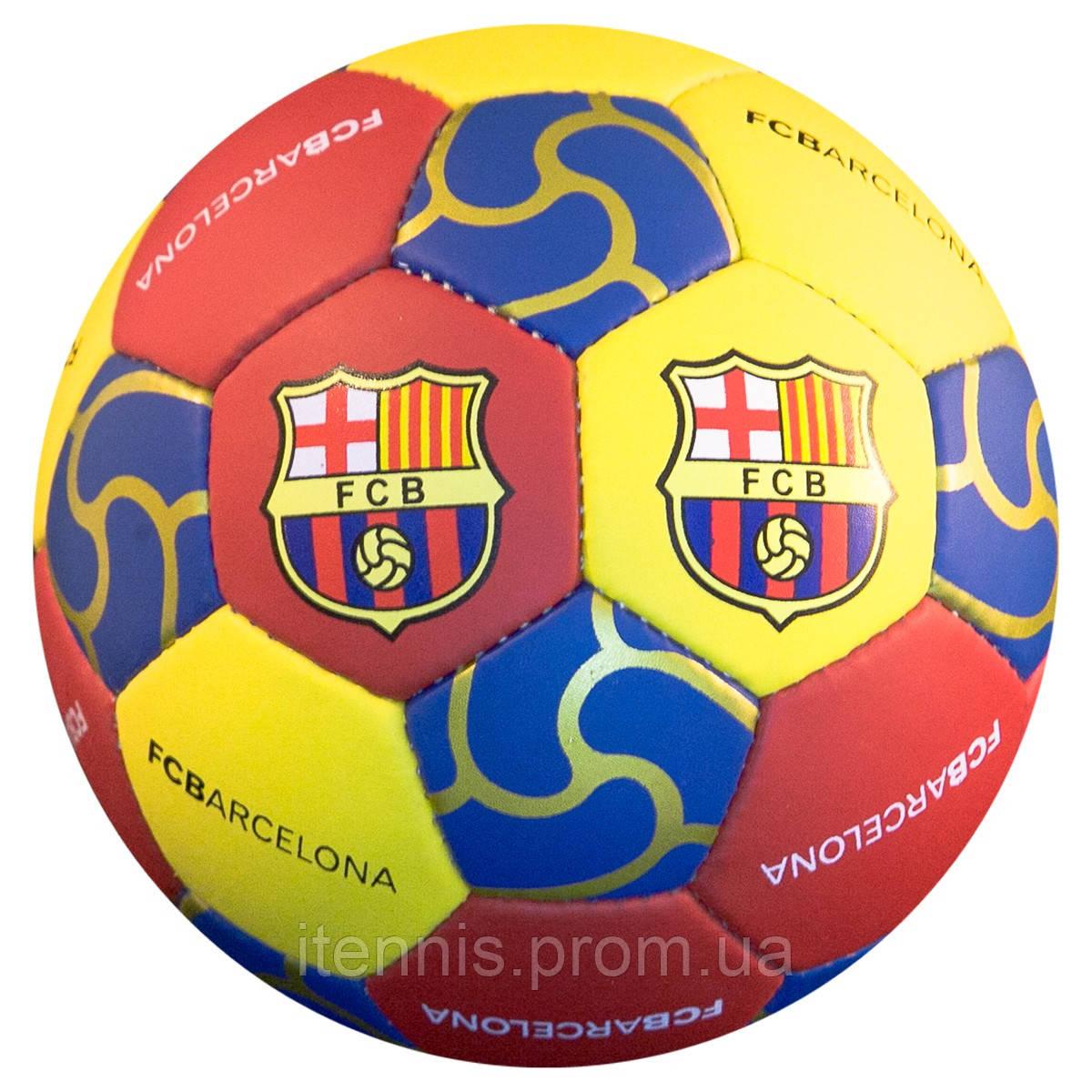 Футбольный мяч Барселона 4