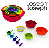 Набор мисок Joseph Joseph Nest 9 Plus 40080