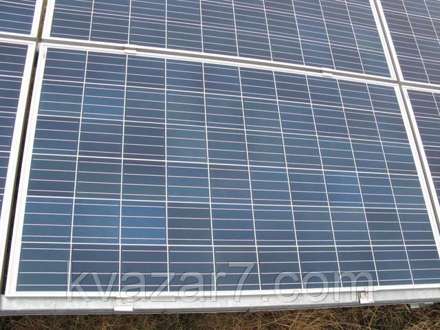 разноцветная солнечная батарея