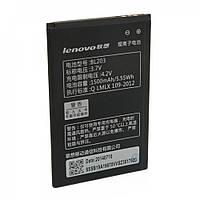 Аккумулятор для Lenovo bl203, bl214 A208t, A218t, A228t, A238t, A269, A278t, A300t, A308, A316, A316i, A369i