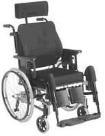 Инвалидная коляска «Netti III Comfort», фото 1