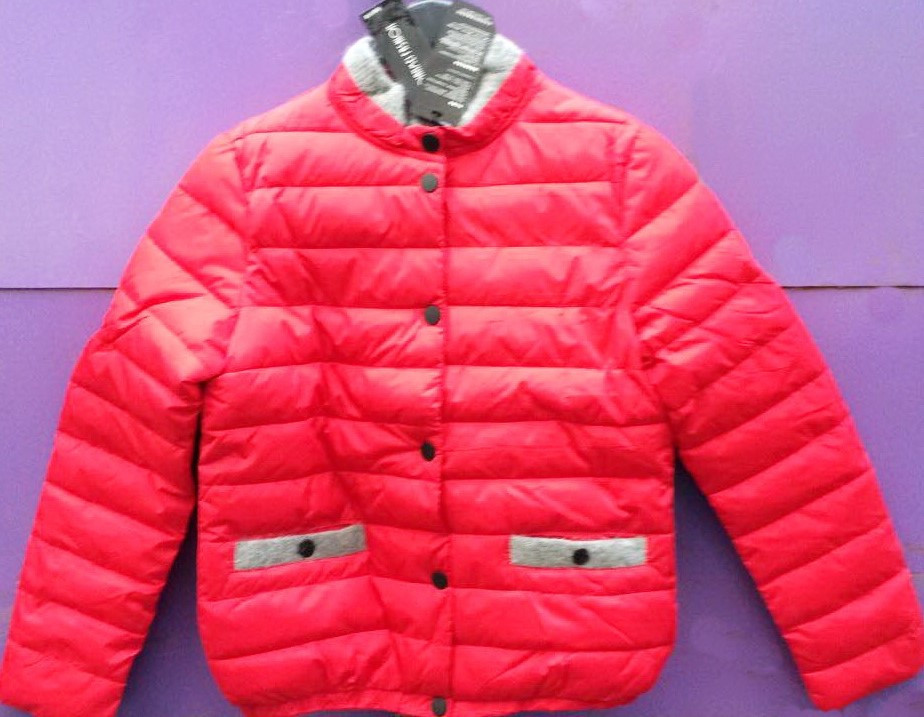 Демисезонная модная короткая женская куртка