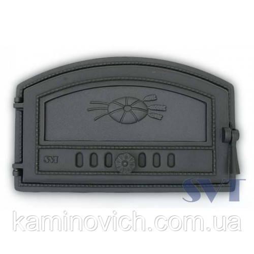 Дверцята для камінних печей SVT 421