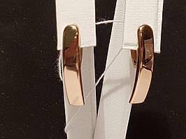 Золотые серьги. Артикул 470480