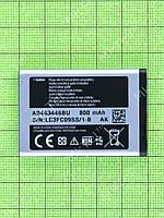 Аккумулятор AB463446BU 800mAh Samsung E1080 Копия ААА
