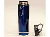 Бутылочка с поилкой 500 мл T39-2, термокружка, термобутылка для напитков, термос кружка с поилкой