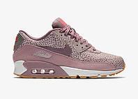 Женские кроссовки Nike Air Max 90 Safari Premium Plum