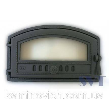 Дверцята для камінних печей SVT 423, фото 2
