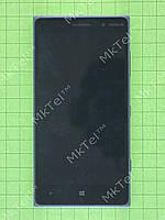 Дисплей Nokia Lumia 830 с сенсором, панелью Оригинал Б/У Серый