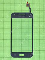 Сенсор Samsung Galaxy J1 Duos J100H Оригинал элем. Серый