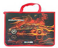 Портфель пластиковый Racing A4