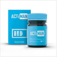 Актимен поддержка мужского организма 30 капсул