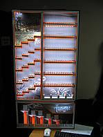 Chesterfield кіосковий дисплей, 2012