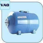 Гидроаккумулятор AquasystemVAO 150 (150л горизонтальный)