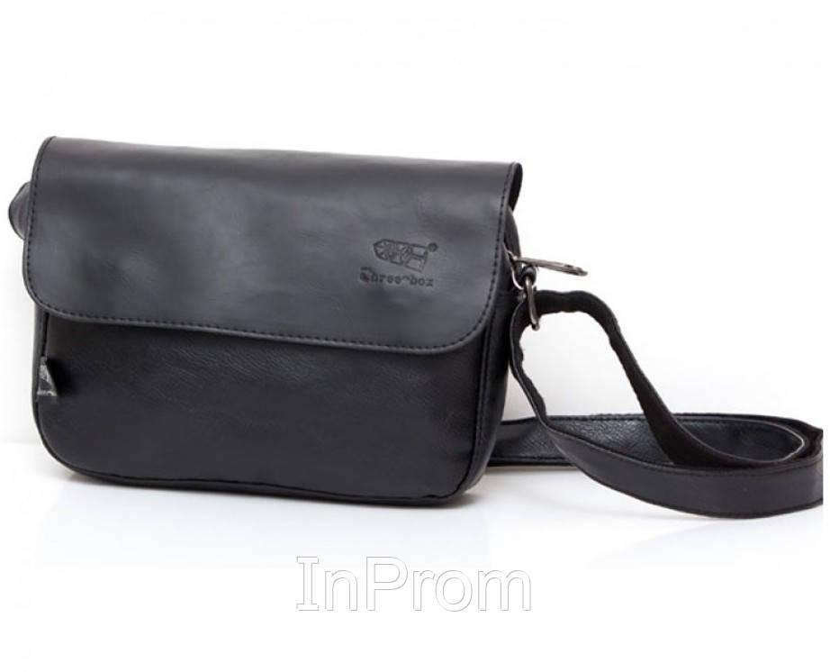 Сумка Three Box Mini Black