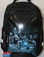 Школьный рюкзак, ранец  ортопедический для мальчика