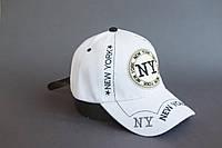 Кепка белая NY