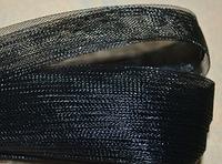 Регилин 4 см  ( 23 метра )  чёрный  19124