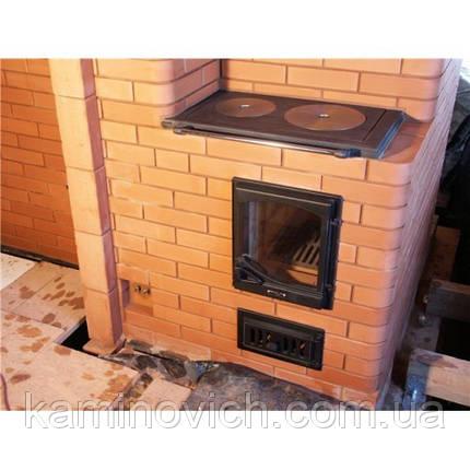 Плита для каминных печей SVT 302, фото 2
