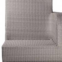 Левый угловой модуль дивана Barbados (серый)