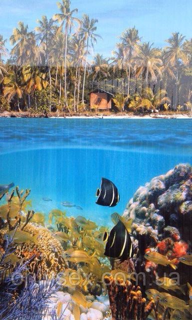 Карбоновый настенный обогреватель-картина Рыбки